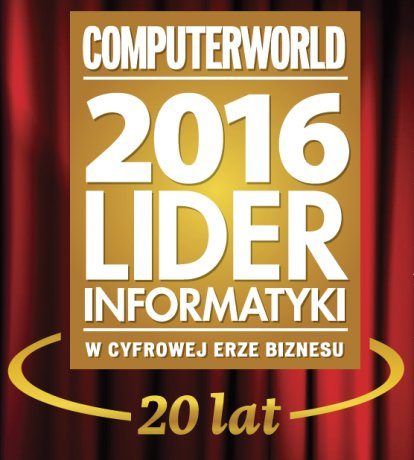 Lider informatyki 2016 - Computerworld